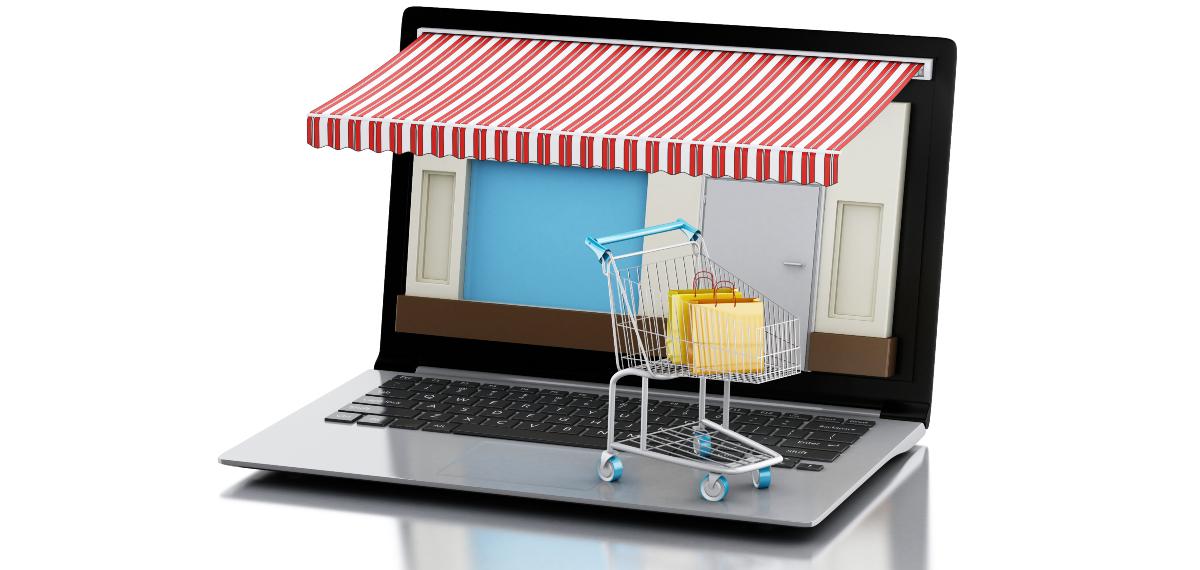 מכירות אונליין - מחשבים מסלול מחדש