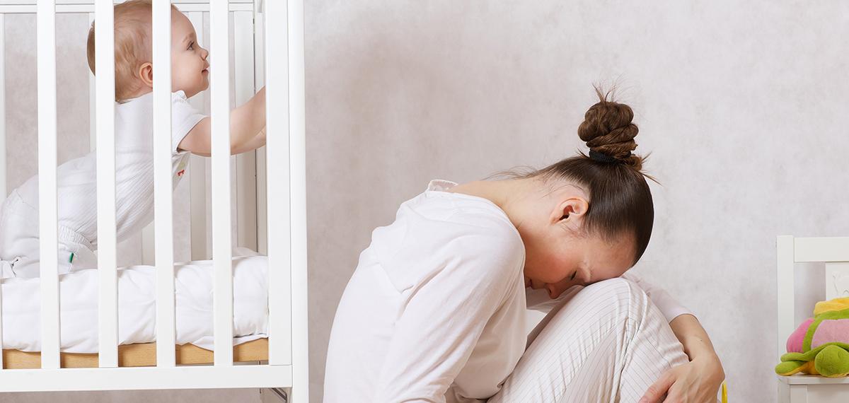 לא צריך להישאר לבד עם הדיכאון אחרי לידה
